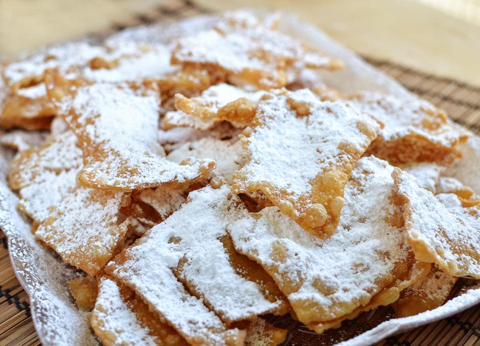 עוגיות פריכות לחנוכה