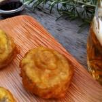 פטריות בבצק בירה